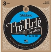 3 Sets Of D'addario EJ46 Classical Strings (Hard Tension)