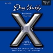 3 Sets of Dean Markley Helix Pure Nickel Electric Guitar Strings