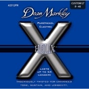4 Sets of Dean Markley Helix Pure Nickel Electric Strings 9-42