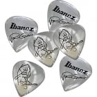 5 x Ibanez Paul Gilbert Signature Guitar Plectrums Picks