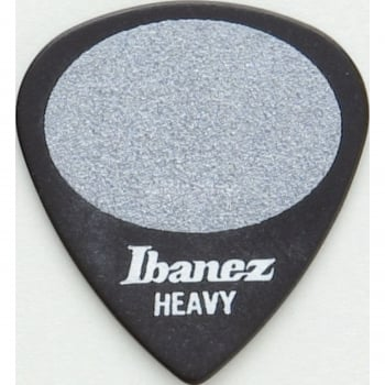 Ibanez 5 x Ibanez Sand Grip 1.0mm Heavy Guitar Plectrum Picks