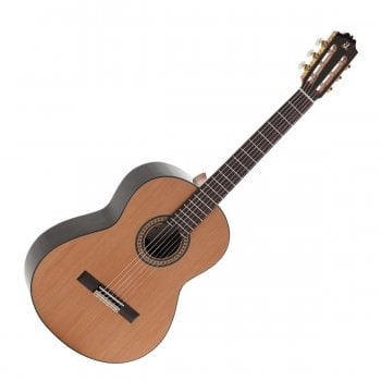 Admira A4 Handcrafted in Spain Full Size (4/4) Classical Guitar, Natural
