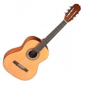 Admira Alba 3/4 Size Classical Guitar, Natural