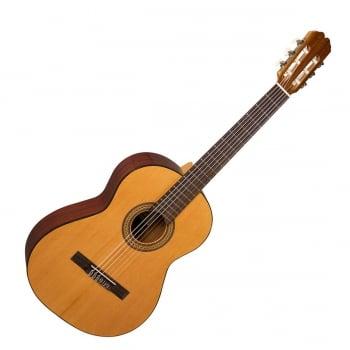 Admira Almeria 4/4 (Full Size) Classical Guitar, Natural Gloss