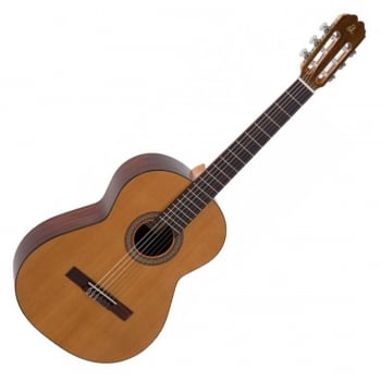 Admira Malaga Full Size (4/4) Classical Guitar, Cedar