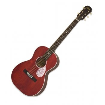 Aria ARIA-131UP -Urban Player Series Acoustic Guitar - Stained Red