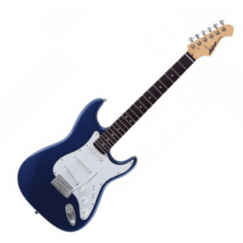 Aria STG-003 MBL Electric Guitar, Metallic Blue
