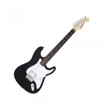 Aria STG-004 Electric Guitar - Black