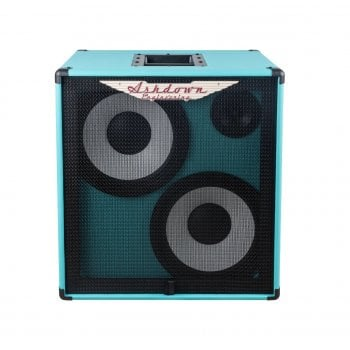 Ashdown RM-210T-EVO II Super Lightweight Bass Cabinet - Blue