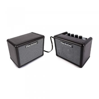 Blackstar Fly 3 3W Mini Stereo Mini Bass Amp Pack with Extension Cab & P.S.U.