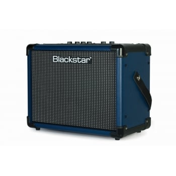 blackstar id core stereo 10 v2 blue limited edition. Black Bedroom Furniture Sets. Home Design Ideas