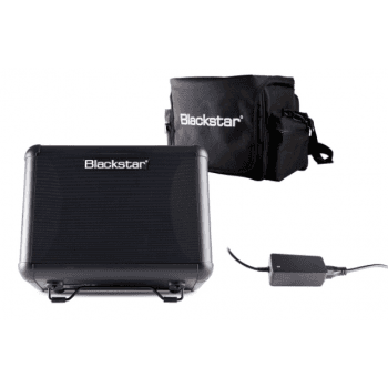 Blackstar Superfly Pack (Bundle with Superfly Amp, Power Supply and Case)