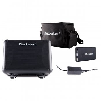 Blackstar Superfly Pack (Bundle with Superfly Amp, Power Supply, Power Bank and Case)