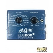 BluGuitar BluBox Speaker Cab Emulator Di Box