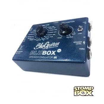 BluGuitar BluBox Speaker Cab Emulator Di Box