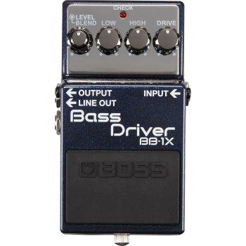Boss BB1x Bass Driver Pedal
