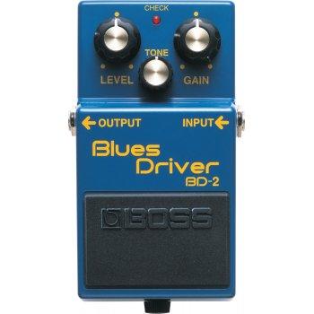 Boss BD-2w Blues Driver (Waza Craft)