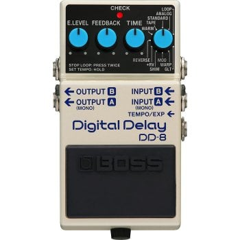 Boss DD-8 Digital Delay Pedal