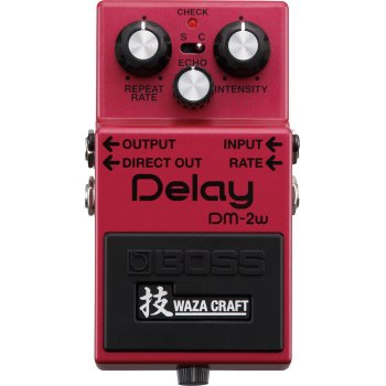 Boss DM-2w Analogue Delay (Waza Craft)