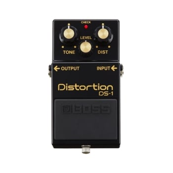 Boss DS-1 4A 40th Anniversary Guitar Pedal (Limited Edition)