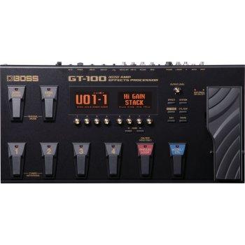 Boss GT-100 COSM Amp Effects Processor Version 2.0
