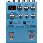 Boss MD-200 Modulation Pedal - B-Stock