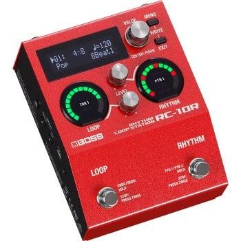 Boss RC-10R Next Generation Rhythmic Loop Station