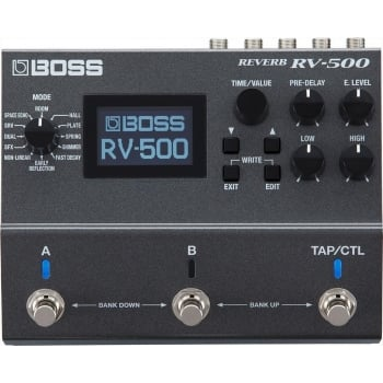 Boss RV-500 Reverb Effects Processor