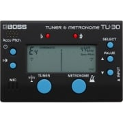 Boss TU-30 Digital Chromatic Tuner/Metronome