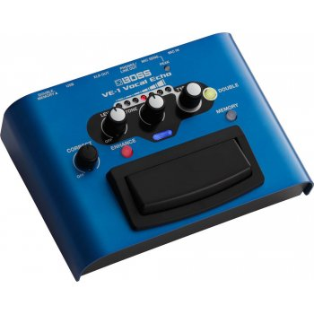 Boss VE-1 Vocal Echo Vocal Effect Pedal