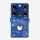 CKK Classic Space Station Pro Reverb and Delayverb Guitar Effects Pedal