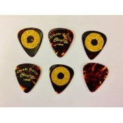 Clayton Cork Grip Celluloid Guitar Picks Plectrum Heavy 1mm x6