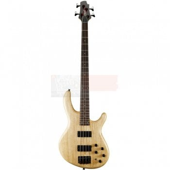 Cort Action Series Bass DLX AS OPN with Markbass MB-1 EQ - Natural