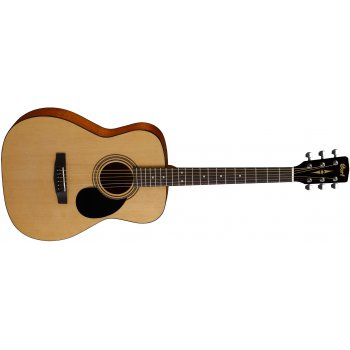 Cort AF510-NS Acoustic Folk Guitar