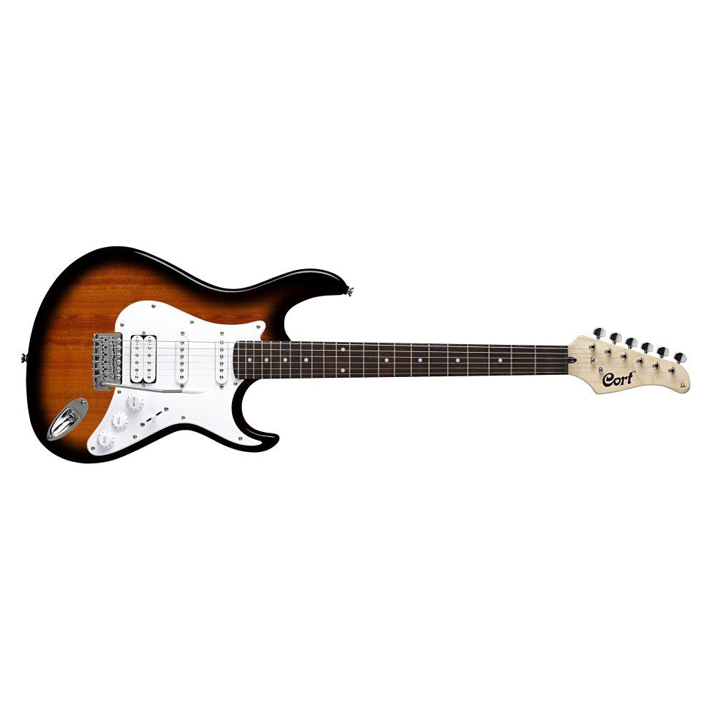 cort g110 2t electric guitar sunburst. Black Bedroom Furniture Sets. Home Design Ideas