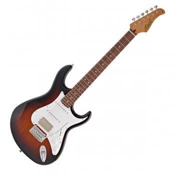 Cort G260CS Electric Guitar - 3-Tone Sunburst