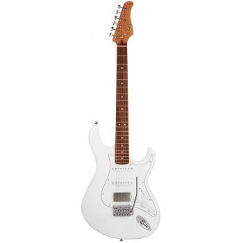 Cort G260CS Electric Guitar - Olympic White