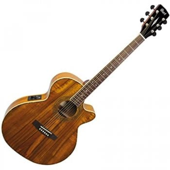 Cort SFX-DAO Electro-Acoustic Guitar, Natural Glossy