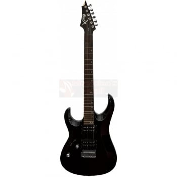 Cort X2LH - BK Left Handed 6 Strings Electric Guitar