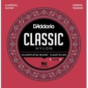 D'Addario EJ27N Student Classic Nylon Normal Tension Classical Guitar Strings