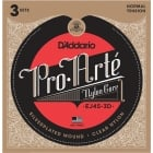 D'addario EJ45-3D Pro-Arte Classical Strings 3-sets (Normal Tension)