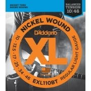 D'addario EXL110BT Balanced Tension Guitar Strings 10 - 46