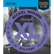 D'addario EXL115BT Balanced Tension Guitar Strings 11-50