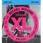 D'addario EXL120+ Super Light Plus Electric Guitar Strings 9.5-44