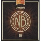 D'Addario NB1047 Nickel Bronze Extra Light Acoustic Guitar Strings 10-47