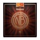 D'addario Nickel Bronze Extra Light 10-47 Acoustic Guitar Strings