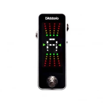 D'addario PlanetWaves PW-CT-20 Chromatic Guitar Pedal Tuner