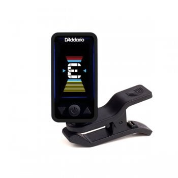 D'addario PW-CT-17 Eclipse Headstock Tuner BLACK