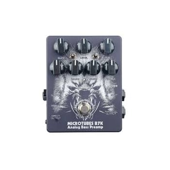 Darkglass B7K Limited Edition Microtubes Bass Preamp/DI Pedal (Handmade in Finland)