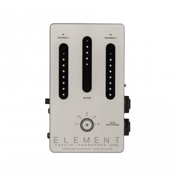 Darkglass Element Headphone Amp and Cabinet Simulator